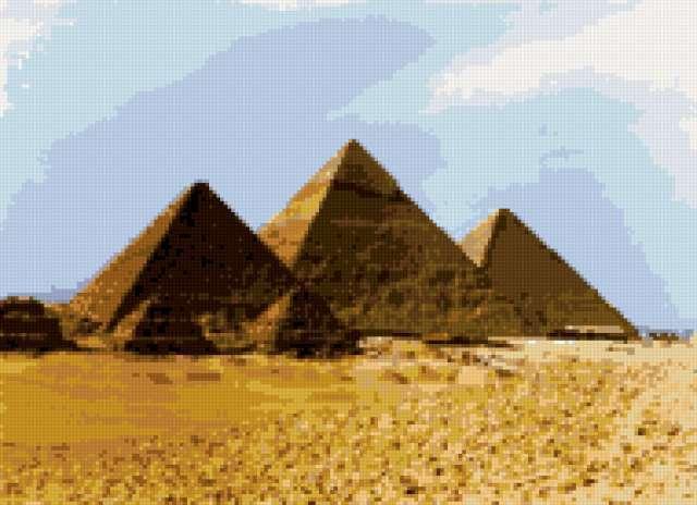 Египет пирамиды, предпросмотр