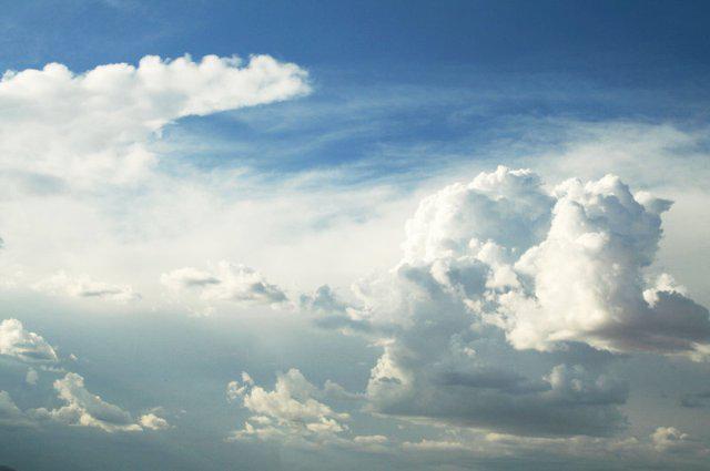 Облака, оригинал