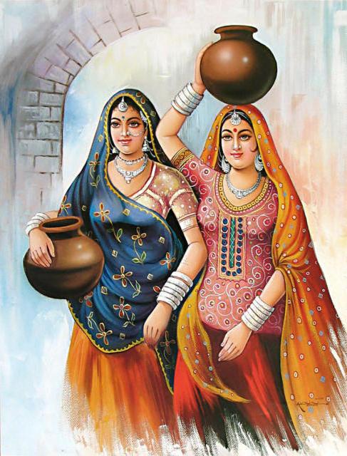 Индийские женщины, индия