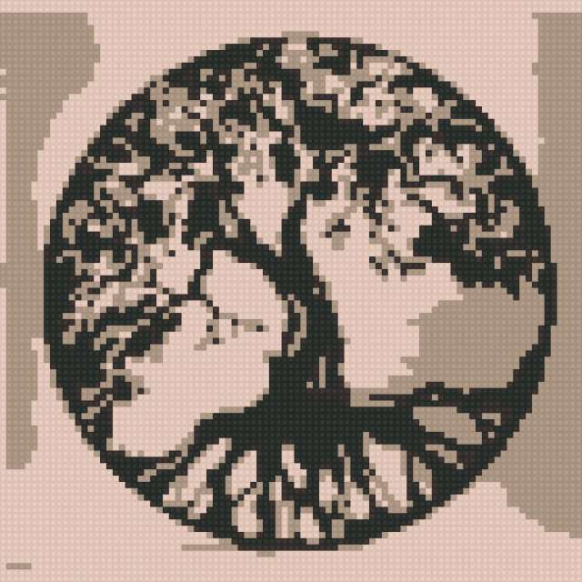 Схемы вышивки крестом  vyshivayuru