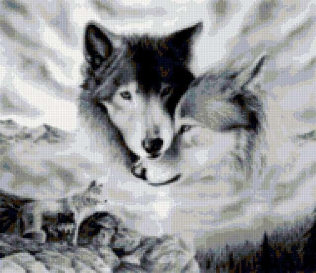 Волчья верность, предпросмотр
