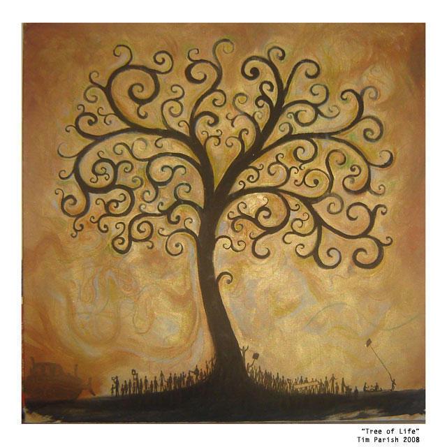 Дерево жизни, дерево