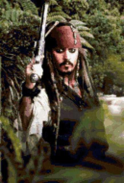 Капитан Джек Воробей , пираты