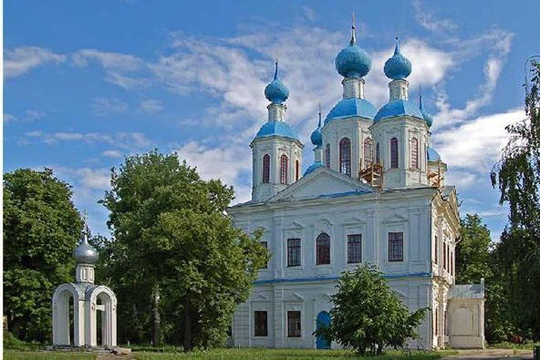 Храмы Тамбова, церковь, храм,