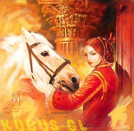 Всадница 2, животные, лошадь,