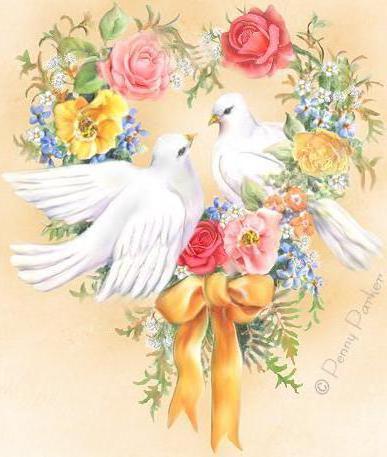 Любовь и голуби, оригинал
