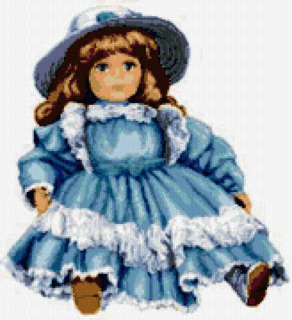 Кукла, предпросмотр