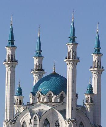 Кул Шариф, казань, мечеть,
