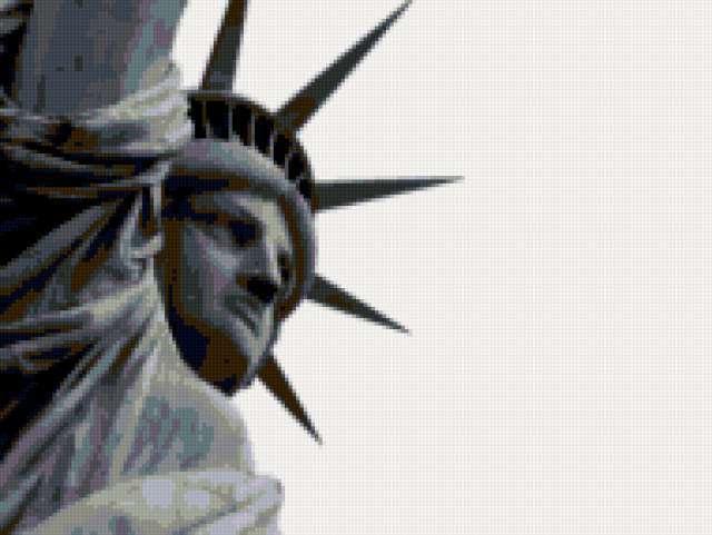 Статуя свободы, предпросмотр