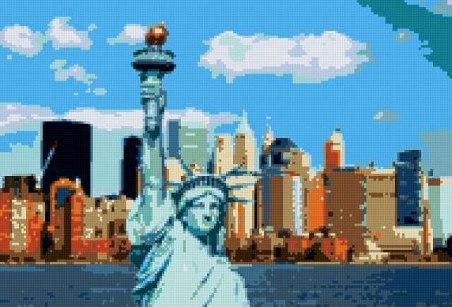 Нью-Йорк, предпросмотр