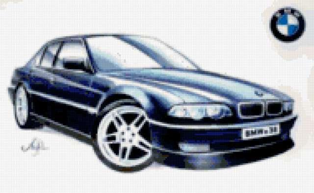 BMW, машина, авто