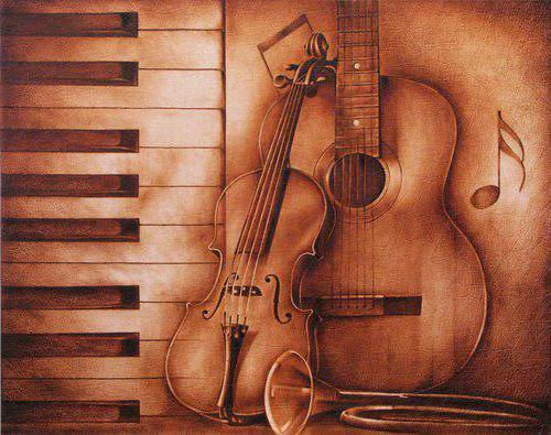 музыка, музыкальные