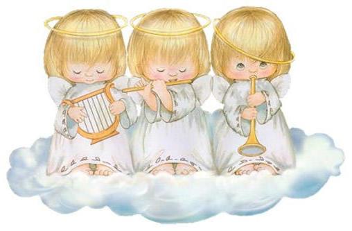 Поющие ангелы, оригинал