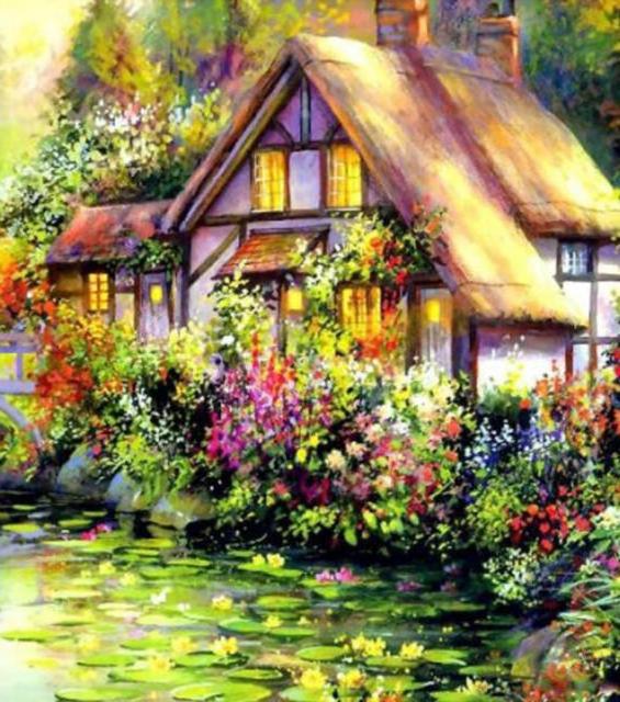 Дом милый дом, дом милый дом