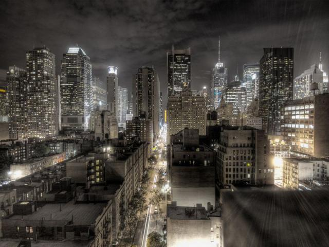 Нью-Йорк, нью-йорк, город