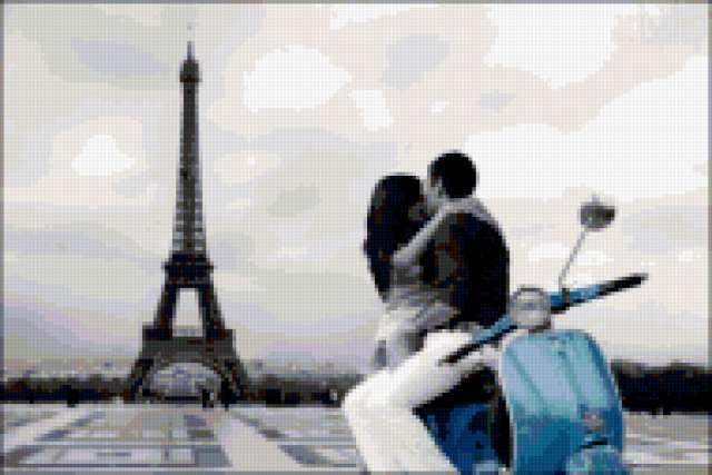 Париж, предпросмотр