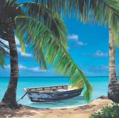 Тропический пляж 3, оригинал