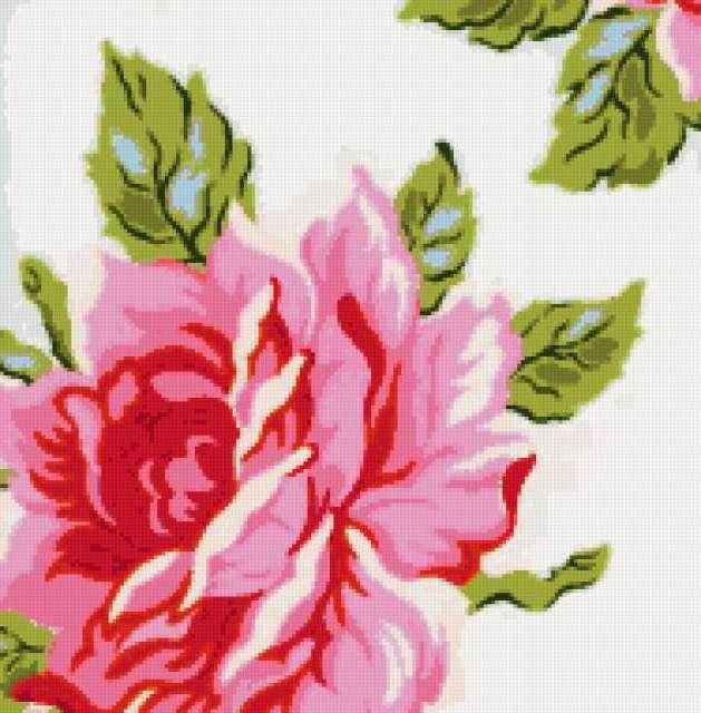 Подушка Роза 2, предпросмотр