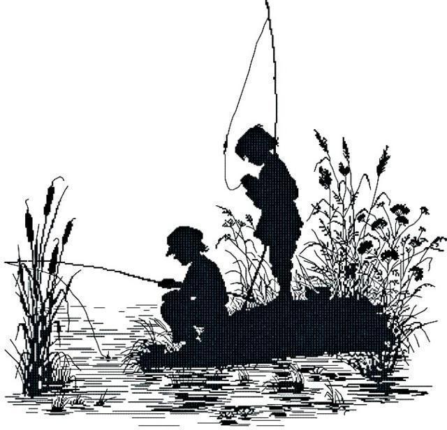 Рыбаки, оригинал