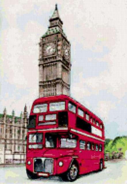 London, Landmarks, Famous