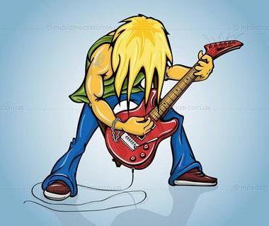 #196, гитарист, музыка, рок-