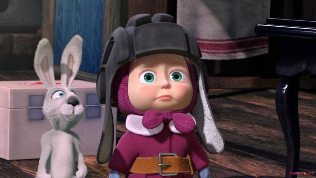 Маша и заяц, оригинал
