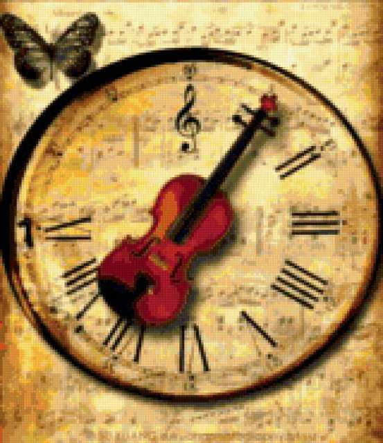 Скрипка, скрипка