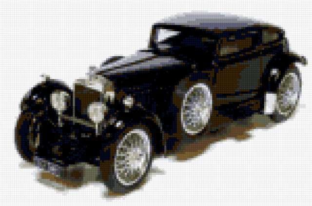 Ретро автомобили 5