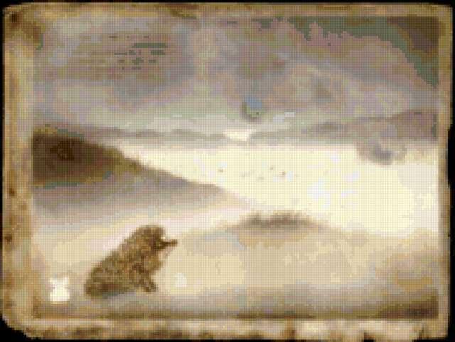 Ежик в тумане, предпросмотр