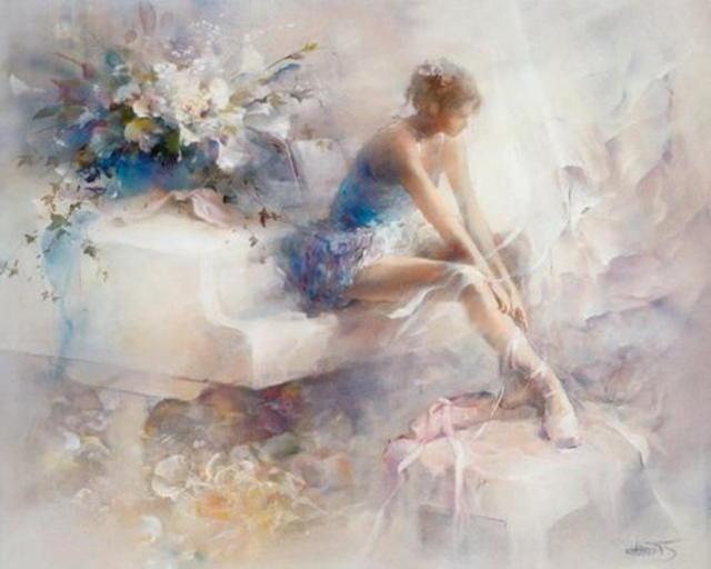 Балерина и рояль, оригинал