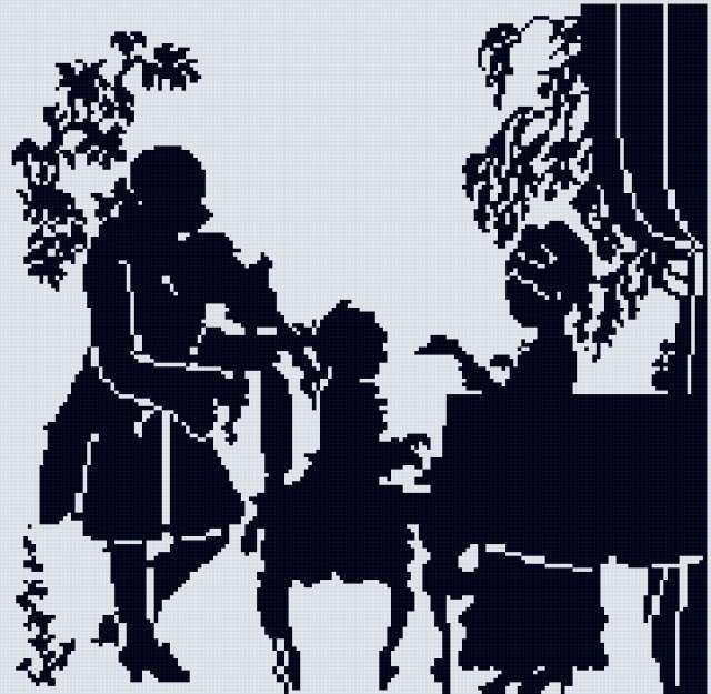 Урок музыки, предпросмотр
