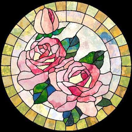 Цветы для подушечки, оригинал