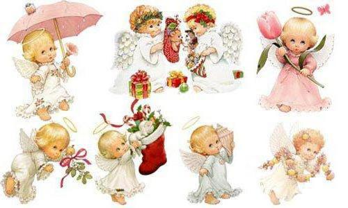 Маленькие ангелы, ангелы