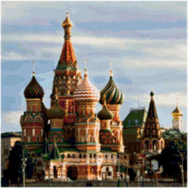 Собор Василия Блаженного, храм