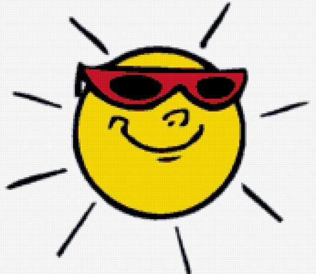 Крутое солнышко, предпросмотр