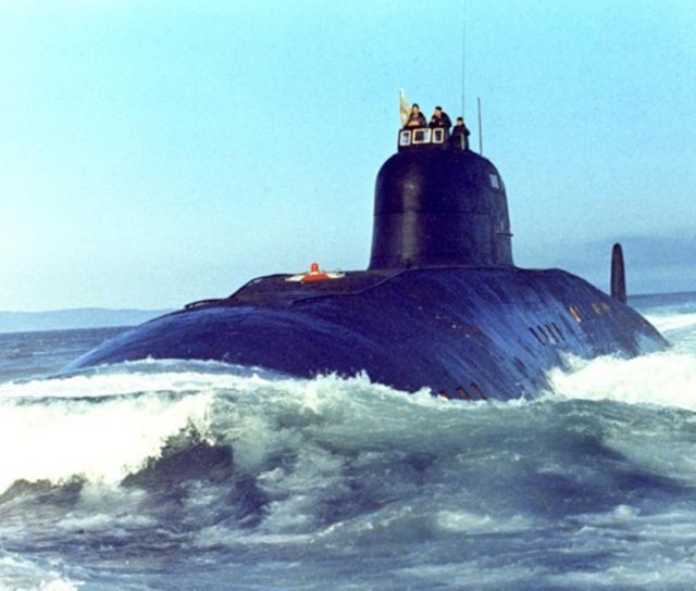 Подводная Лодка, море