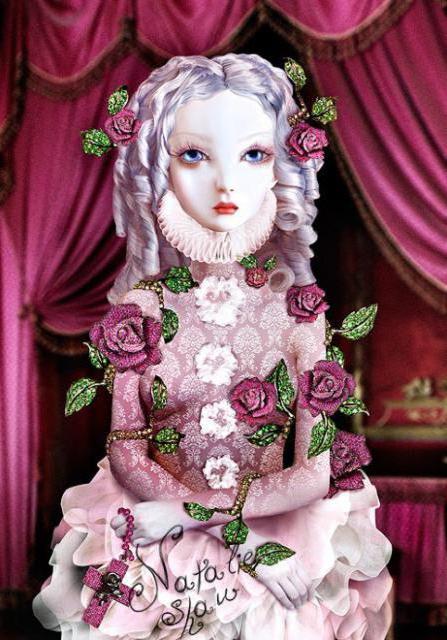 Куклы от Натали Шау , оригинал