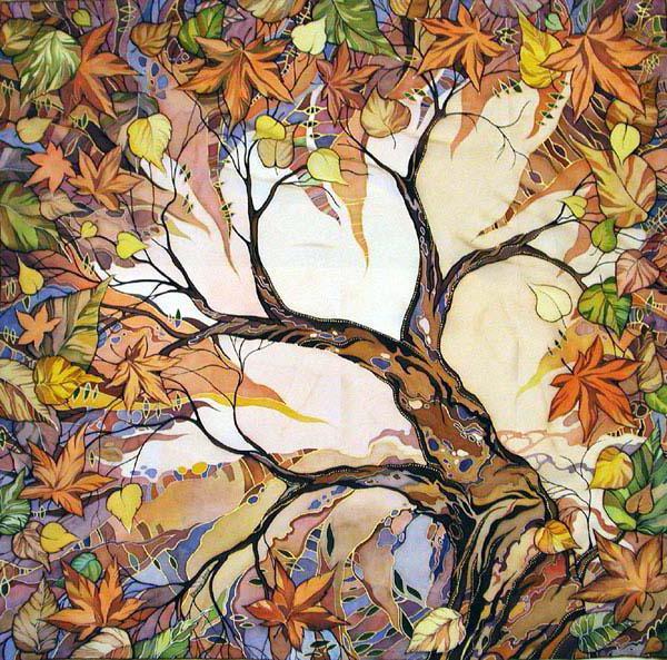 Дерево жизни, природа