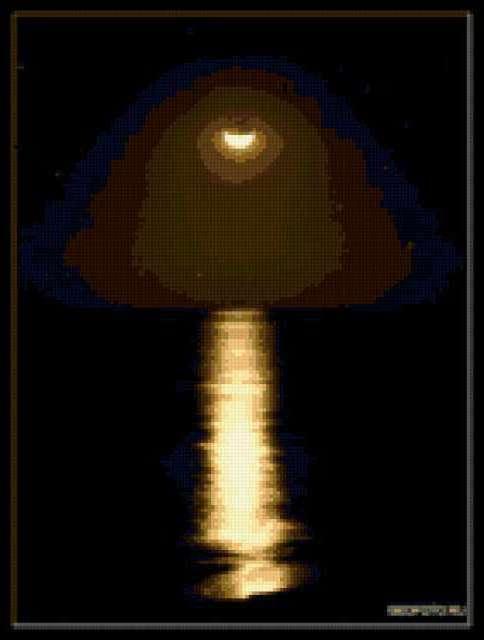 Лунная дорожка, предпросмотр