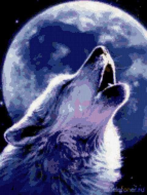 Волк и луна 2, предпросмотр