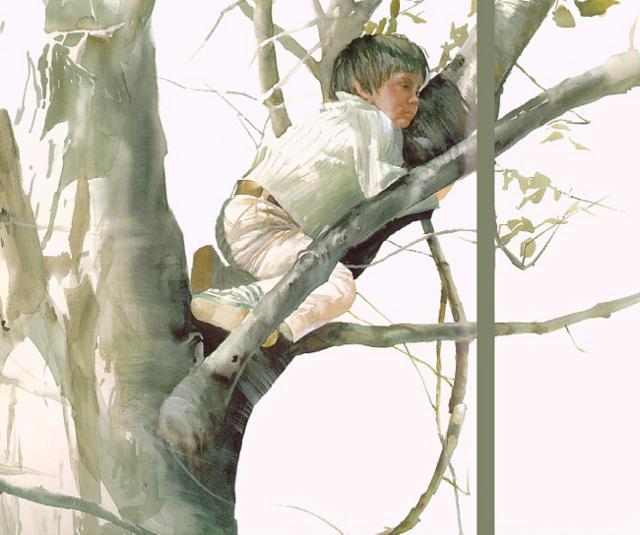 Картинки по запросу дети на дереве