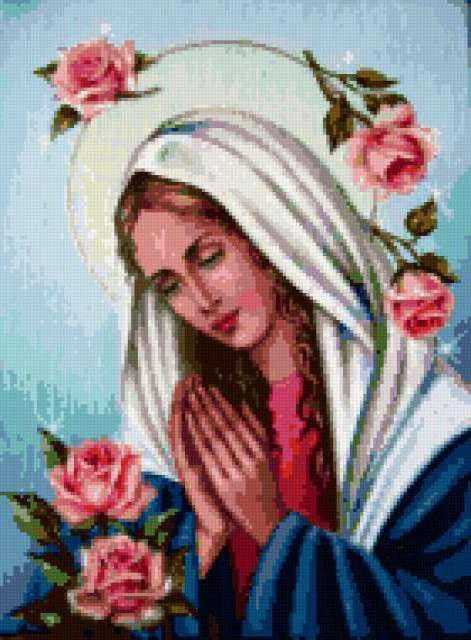 Дева Мария, оригинал