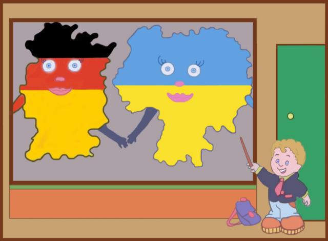 Схемы вышивок германия
