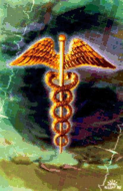 Символ медицины, предпросмотр