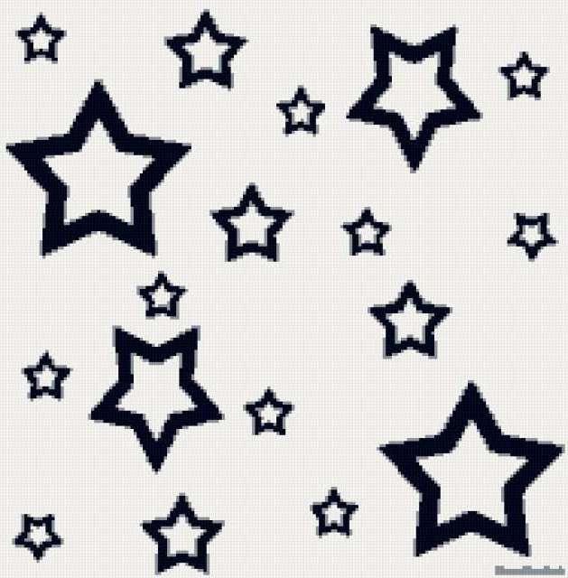 Звездочки (Подушка)