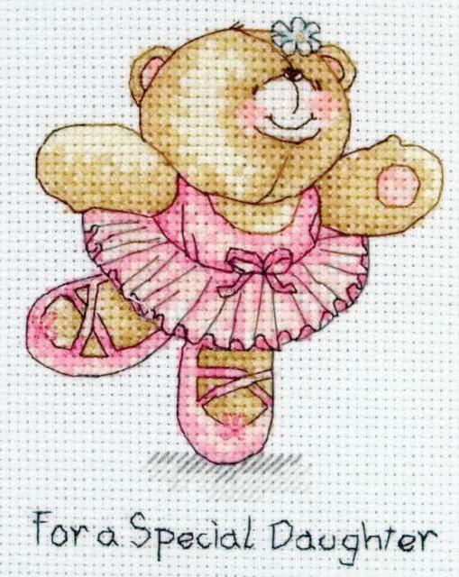 Для доченьки, медвежонок