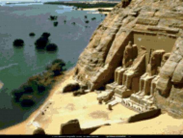 К схеме вышивки «Пирамида» нет