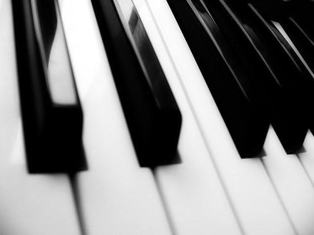 Клавиши, пианино, фортепиано
