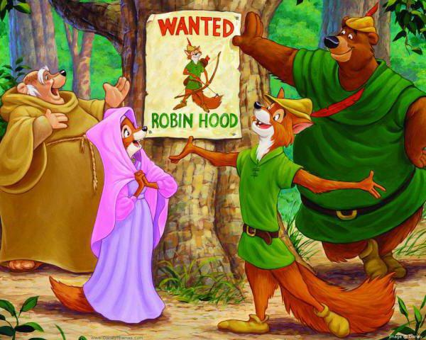 Робин гуд, оригинал