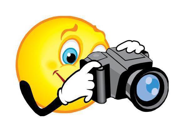 Смайлик фотограф, оригинал